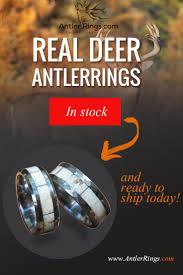 best 25 deer antler ring ideas on pinterest deer antler wedding