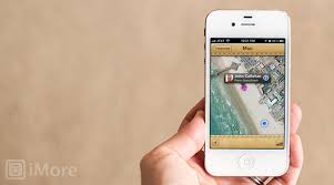 find location of phone number on map how to set up and use find my imore