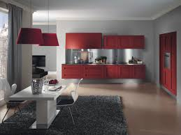 melograno classic italian modular kitchen with corner layout