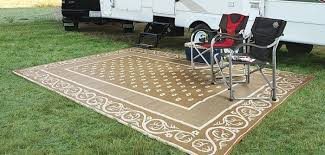 don u0027t forget your rv patio mats during your outdoor camping