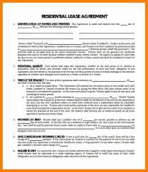 12 residential lease agreement science resume
