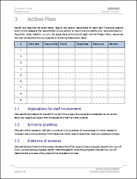 action plan template ms word u0026 free excel spreadsheets