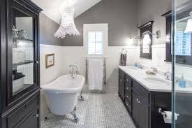 gray and white bathroom ideas black white grey granite countertops bathroom ideas houzz