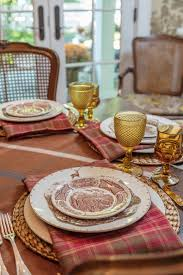 style at home tips for a lovely thanksgiving table house home