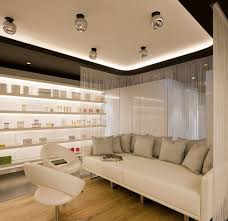 Concrete Ceiling Lighting by W Hotel In London Leicester Square United Kingdom By Concrete