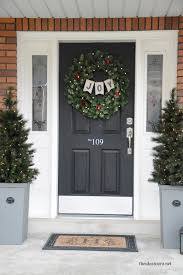 Tasteful Outdoor Christmas Decorations - best 25 large christmas decorations ideas on pinterest large