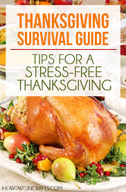 thanksgiving survival guide tips for a stress free thanksgiving