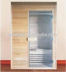 Outdoor Steam Rooms - cheap price canadian hemlock outdoor dry sauna wet steam room oem