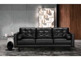 canape noir conforama canape cuir 3 places conforama maison design hosnya com