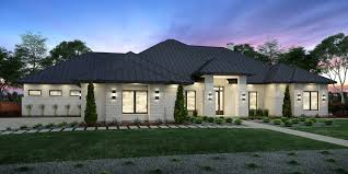 Hillside House Plans With Garage Underneath Home Texas House Plans Over 700 Proven Home Designs Online By