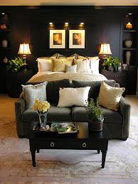 Black Bedroom Ideas by Black Walls In Bedroom