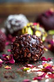 Chewy Almond Butter Power Bars Foodiecrush Com by Flax And Almond Butter Chocolate Truffles U2013 Charley U0027s Health