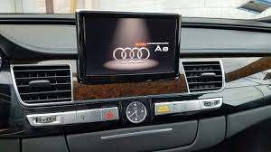 how to remove radio multimedia navigation display from audi