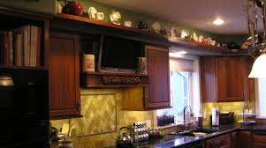 top of kitchen cabinet decorating ideas 21 spectacular photographs of decorating top of cabinets homes