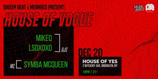 house of yes events eventbrite