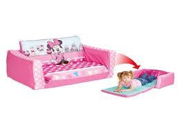 canape lit enfant canapé lit pour enfant à l effigie de minnie en vente sur topludo