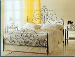 iron bed frame the partizans