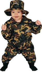 infant soldier costume kids costumes
