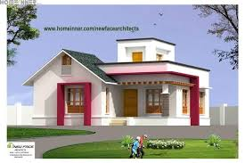 Pretty Looking Home Design Kerala With Cost 10 1000 Sq Ft Low