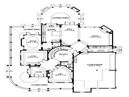 Small Mansion Floor Plans 40 Unique House Floor Plans And Designs Unique House Floor Plans