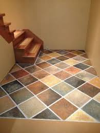 Tiling On Concrete Floor Basement by 80 Makeover How To Paint Your Ugly Concrete Floors Painted