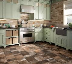 backsplash tiled kitchen floors arabesque tile ideas for floor