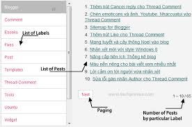 Sitemap Blog Create Sitemap By Labels For Blogger Blogs