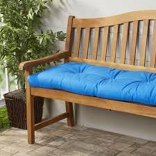 Bench Cushions For Outdoor Furniture by Wayfair Basics Outdoor Bench Cushion U0026 Reviews Joss U0026 Main