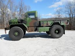 jeep kaiser 6x6 1978 kaiser jeep m813 bobbed 4x4 cummins 250 hard top fresh paint