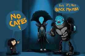 No Capes Meme - no cape by dodobirdsong on deviantart