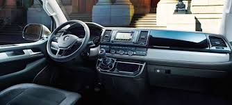 volkswagen concept van interior smg vans new u0026 used vw van sales