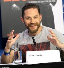 Ed Hardy Meme - tom hardy shuts down reporter who questions his sexuality at