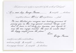 wedding invitation response card what formalities are required when writing a wedding rsvp response