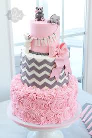 Grey And Pink Nursery Decor by Best 25 Pink Baby Showers Ideas On Pinterest Cake For Baby
