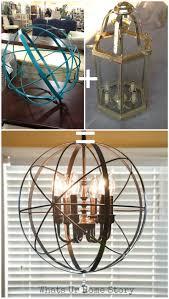 Ballard Designs Orb Chandelier Astounding Diy Orbhandelier Images Inspirations Wooden