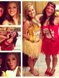 Ketchup Halloween Costume 18 Cute Unique Diy Halloween Costumes Friends Gurl