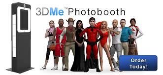 Photo Booth Equipment 3dme Photobooth Objex Unlimited