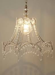 custom l shades online beaded chandelier l shades fabric silk bulb covers more 1 clear