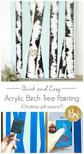 25 unique diy tree painting ideas on crafts with