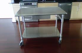 metal kitchen island tables refreshing old metal kitchen table for sale tags metal table for