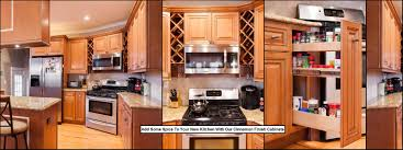 Kitchen Cabinets Spice Drawers Wine Racks In Scottsdale - Kitchen cabinets scottsdale