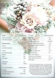 wedding flowers prices prices for flowers for a wedding prices of wedding bouquets cost