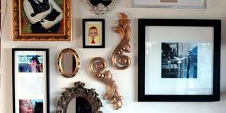 learn to hang wall art in less than 3 minutes huffpost