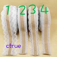 burlap and lace ribbon jute burlap lace bead ribbon shop cheap jute burlap lace bead
