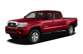 2011 toyota tacoma prerunner v6 4x2 double cab 140 6 in wb specs