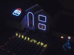 christmas lights in south jersey the most festive christmas lights displays in nj for 2017