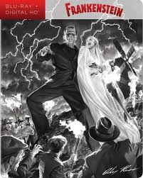 blu rays black friday deals best buy frankenstein alex ross steelbook art blu ray steelbook only