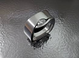 bluelans wedding band ring stainless steel matte ring 88 best contemporary engagements images on jewelry