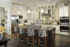 home design lighting vaulted ceiling kitchen island pendant
