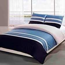 Striped Comforter Navy And White Striped Bedding Pattern Fun Ideas Navy And White